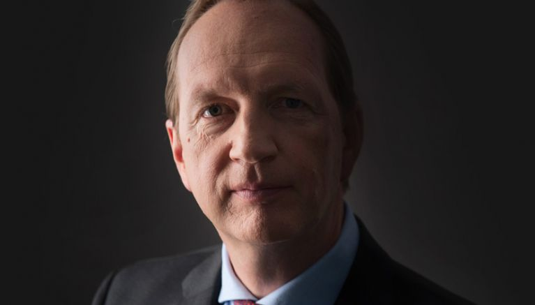 Jost Eppinger, Interim CEO/ Geschäftsführer