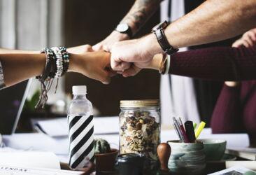 Service und Vertrieb als Team