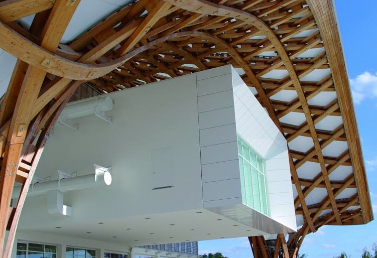 Centre Pompidou, Allplan Deutschland GmbH
